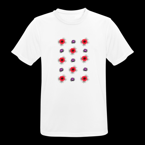 Kangaskassi - miesten tekninen t-paita