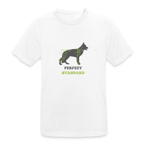 - PerfectStandard - - Camiseta hombre transpirable