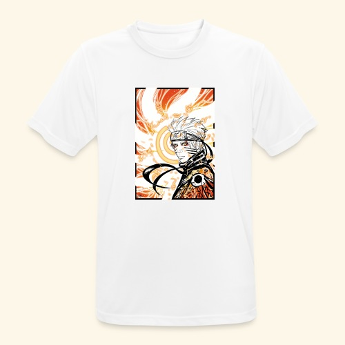 Manga - Men's Breathable T-Shirt