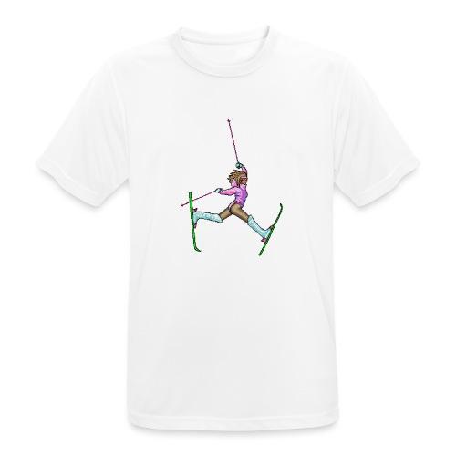 Hot Dogger - miesten tekninen t-paita