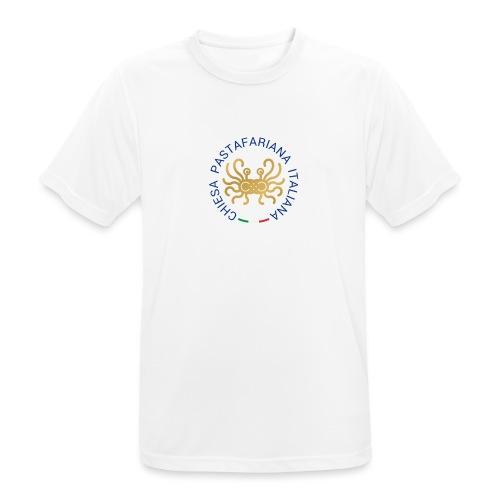 Logo_CPI_-tondo-_DEF - Maglietta da uomo traspirante