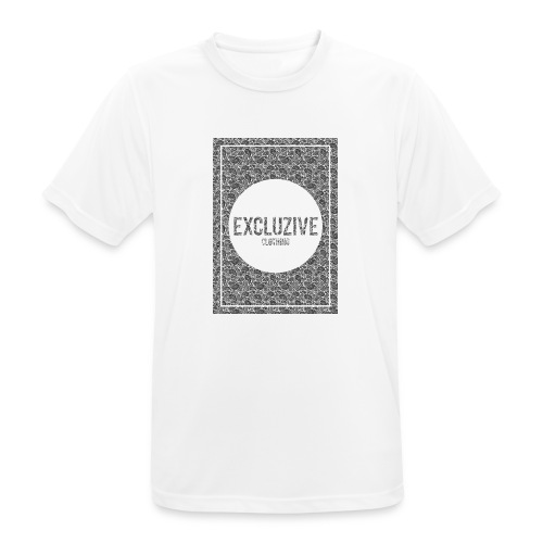 B-W_Design Excluzive - Men's Breathable T-Shirt