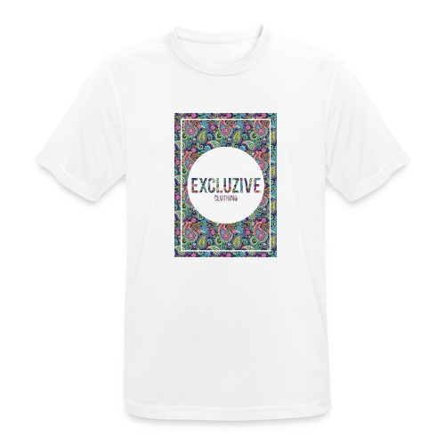 Colour_Design Excluzive - Men's Breathable T-Shirt