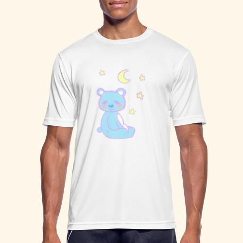 Sleepy bear - T-shirt respirant Homme