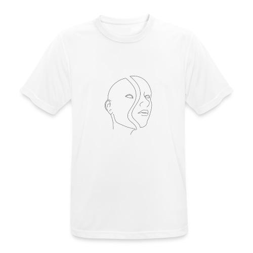 vlr - Männer T-Shirt atmungsaktiv