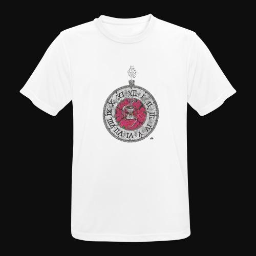 L'horloge de la mort - T-shirt respirant Homme