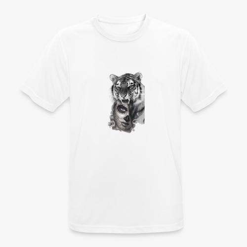 catriger - Camiseta hombre transpirable
