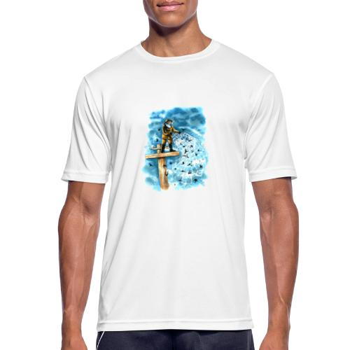 after the storm - Men's Breathable T-Shirt