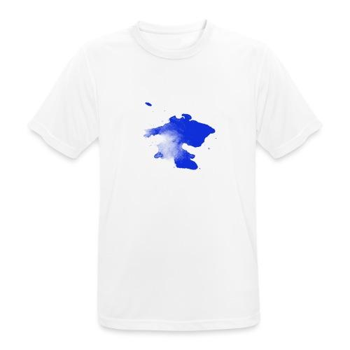 ink splatter - Men's Breathable T-Shirt