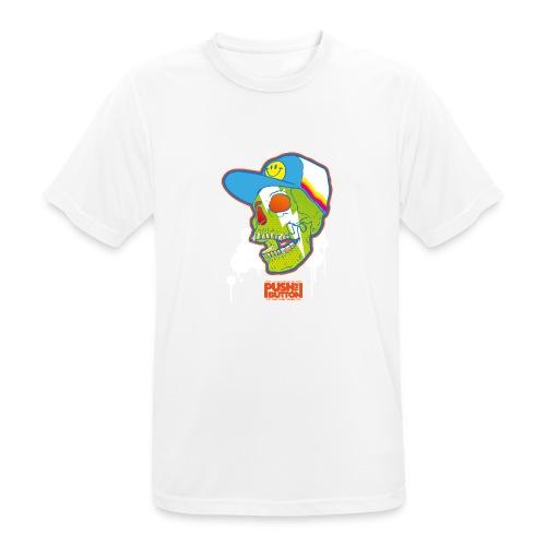 Ptb Skullhead 2 - Men's Breathable T-Shirt