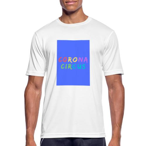 CORONA CIRCUS 3 - T-shirt respirant Homme