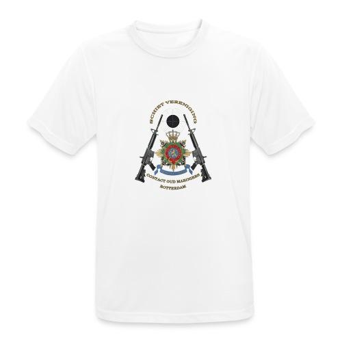 COM SV KLEUR1 TBH - Mannen T-shirt ademend