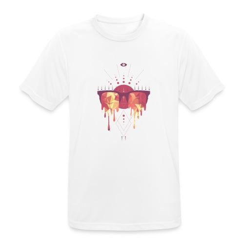 summer png - Herre T-shirt svedtransporterende