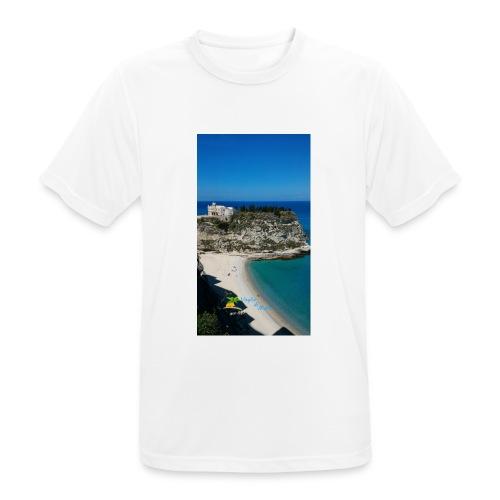 Tropea Isola - Maglietta da uomo traspirante