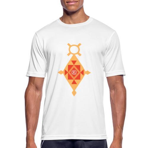 Etoile Croix du Sud Berbère - T-shirt respirant Homme