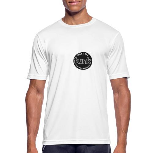 WTFunk - Logo-Patch Summer/Fall 2018 - Männer T-Shirt atmungsaktiv