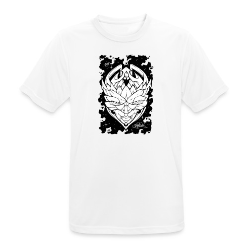 Galactic Stranger - Comics Design - T-shirt respirant Homme