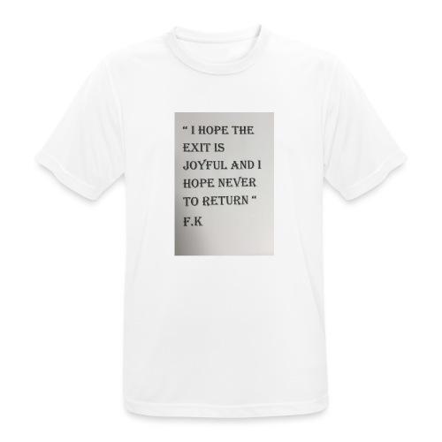 IMG 7773 - Maglietta da uomo traspirante