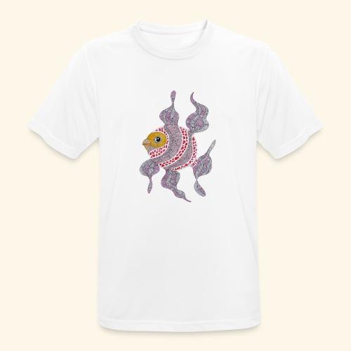 Clown fish - Maglietta da uomo traspirante