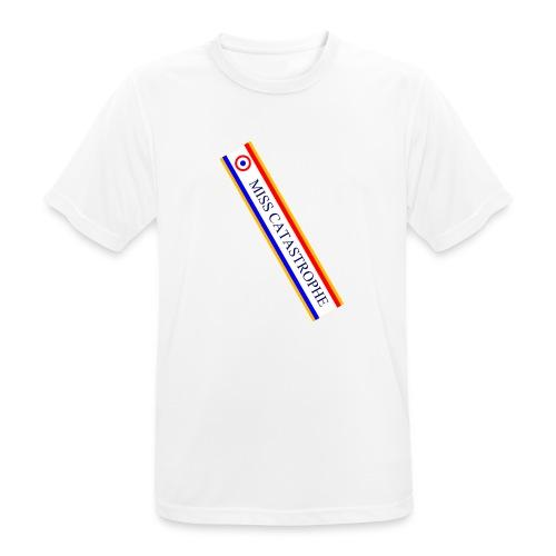 Miss Catastrophe - T-shirt respirant Homme
