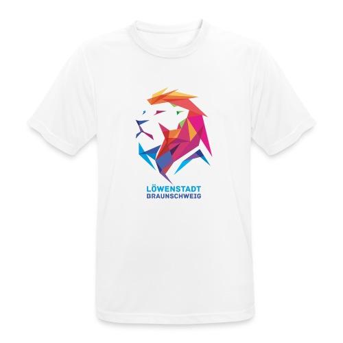 Löwenstadt Design 7 - Männer T-Shirt atmungsaktiv