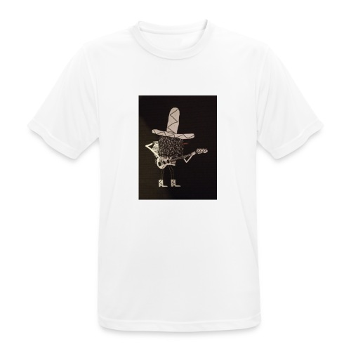 Mexican Bass Player - Men's Breathable T-Shirt