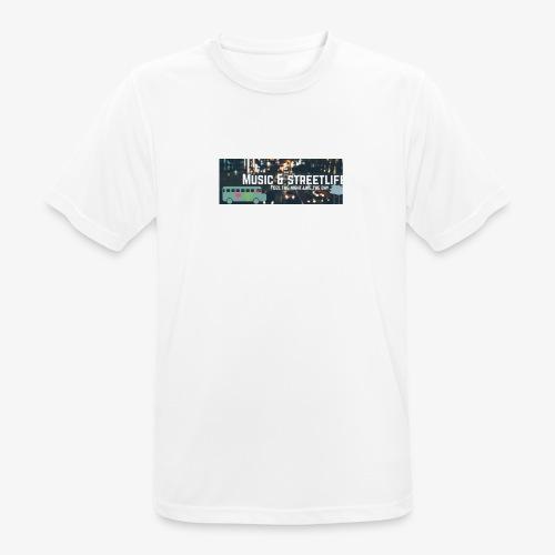 BeFunky Design - T-shirt respirant Homme