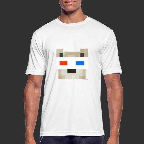 JRG logo Merch. - Mannen T-shirt ademend actief