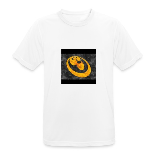 MY LOGO - Men's Breathable T-Shirt