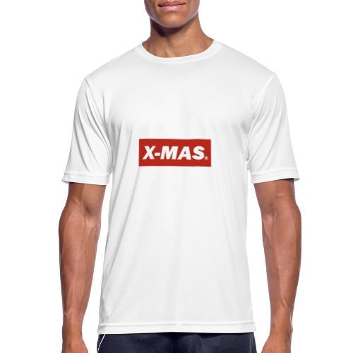 X Mas - Men's Breathable T-Shirt