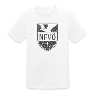 NFVO Patch-Like - Männer T-Shirt atmungsaktiv