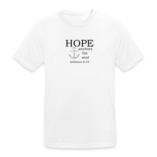 'HOPE' t-shirt - Men's Breathable T-Shirt