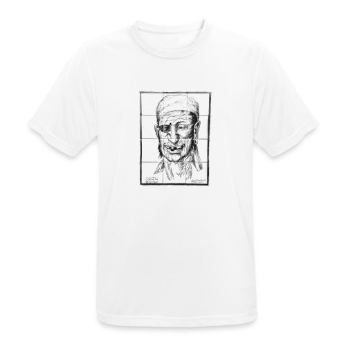 Der Pirat - Männer T-Shirt atmungsaktiv