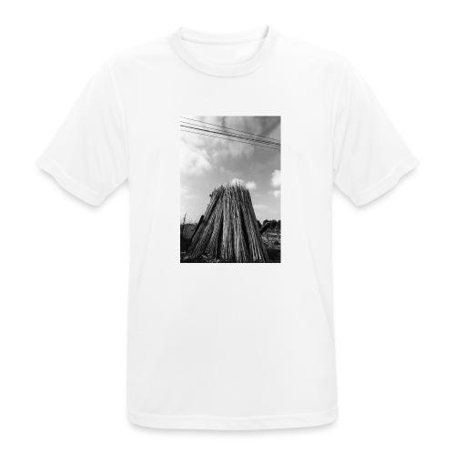 ENDANGERED - Camiseta hombre transpirable