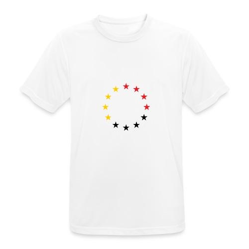 United Europe Tres - Männer T-Shirt atmungsaktiv