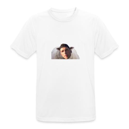 TVS het Armo Schaap en SHIT - Mannen T-shirt ademend actief