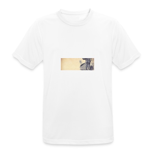 solo.pigion - T-shirt respirant Homme