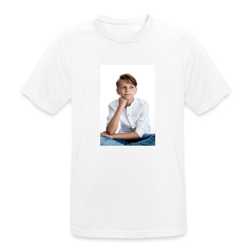 Sjonny - mannen T-shirt ademend