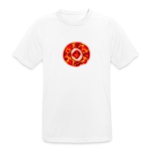 Omega O - Men's Breathable T-Shirt