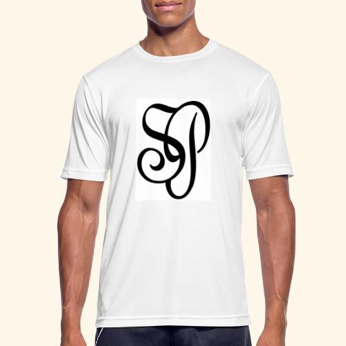 STONE PAINT - Camiseta hombre transpirable