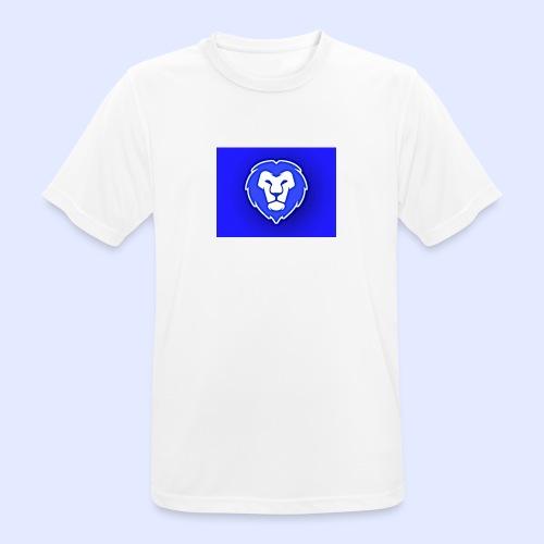 FocusLion - miesten tekninen t-paita