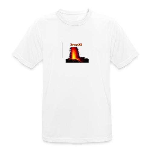 EruptXI Eruption! - Men's Breathable T-Shirt