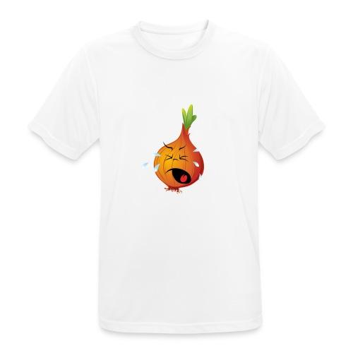 Zwiebel - Männer T-Shirt atmungsaktiv