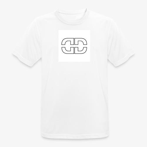 CD - Männer T-Shirt atmungsaktiv