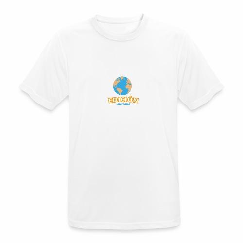 Edición Limitada - Camiseta hombre transpirable