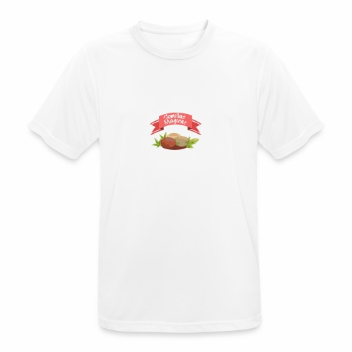 Semillas Mágicas (Cáñamo. Marijuana.) - Camiseta hombre transpirable