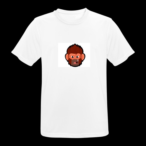 pogo clan Buttons & badges - Herre T-shirt svedtransporterende