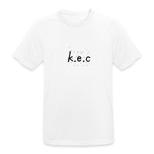 K.E.C basball t-shirt - Herre T-shirt svedtransporterende