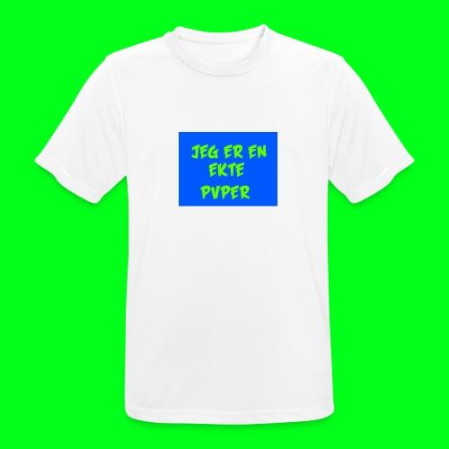 GotPvpGeneseren - Pustende T-skjorte for menn