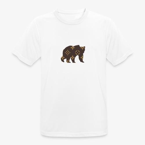 alouci x lv - Andningsaktiv T-shirt herr